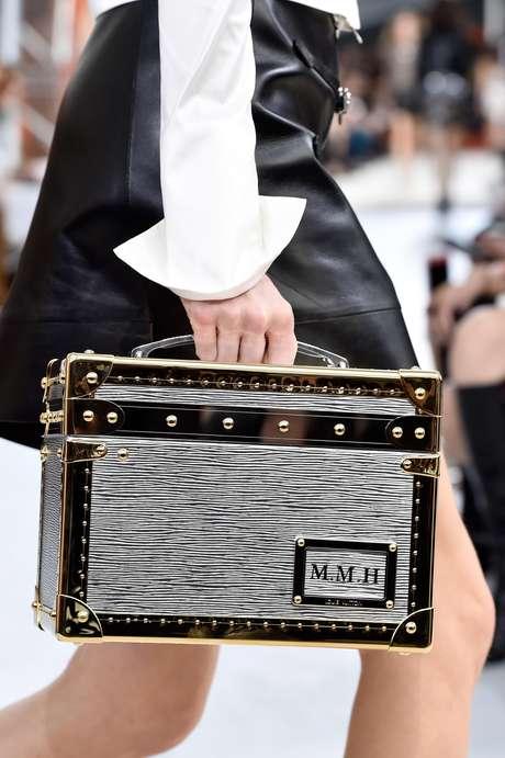 bolso tipo caja