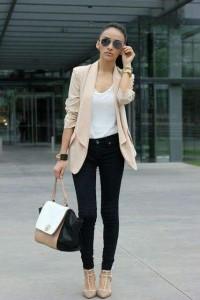 vestir para ir a trabajar
