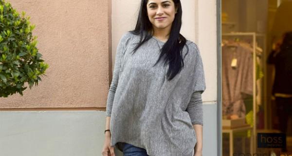 Cristina Pizarro en Valenvia