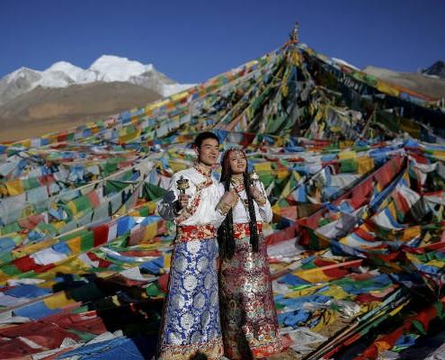 boda Tíbet
